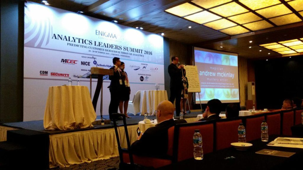 Jakarta Analytics Leaders Summit 2016